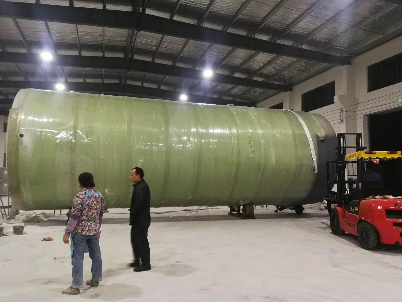 四川一体化预制泵站