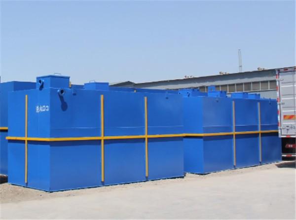 一体化废水设备价格