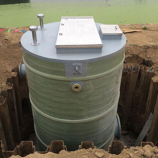 集成一体化预制泵站厂家推荐