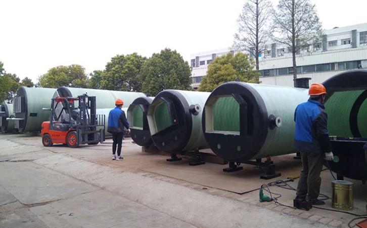 湖南一体化预制泵站厂家