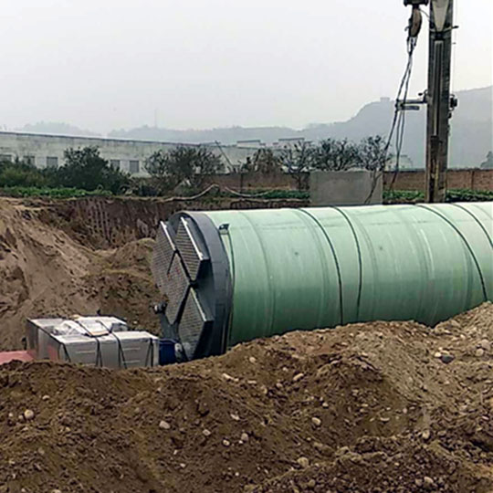 长沙一体化预制泵站
