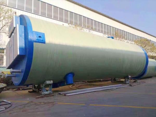 湖南丽发一体化污水预制泵站